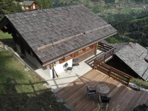 Chalet Amos, Alpesi faházak  Grimentz - big - 33