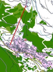 Chalet Amos, Alpesi faházak  Grimentz - big - 46