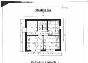 Chalet Amos, Alpesi faházak  Grimentz - big - 48