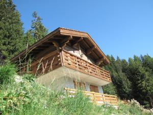 Chalet Amos, Alpesi faházak  Grimentz - big - 63