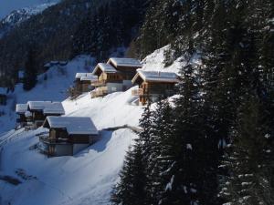 Chalet Amos, Alpesi faházak  Grimentz - big - 64