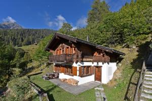 Chalet Fresch, Alpesi faházak  Grimentz - big - 1