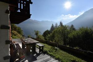 Chalet Fresch, Alpesi faházak  Grimentz - big - 27