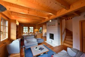 Chalet Fresch, Alpesi faházak  Grimentz - big - 19