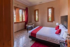 Villa Riad les Deux Golfs, Guest houses  Marrakech - big - 54