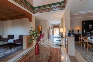 Villa Riad les Deux Golfs, Guest houses  Marrakech - big - 69