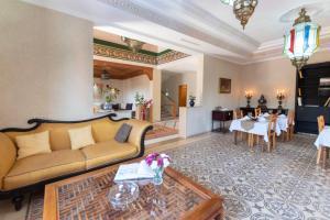 Villa Riad les Deux Golfs, Guest houses  Marrakech - big - 81
