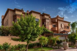 Villa Riad les Deux Golfs, Guest houses  Marrakech - big - 75