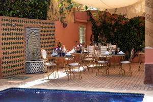Villa Riad les Deux Golfs, Guest houses  Marrakech - big - 84