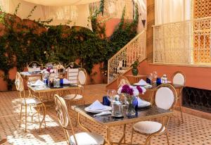 Villa Riad les Deux Golfs, Guest houses  Marrakech - big - 89