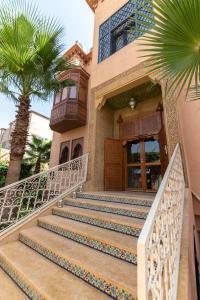 Villa Riad les Deux Golfs, Guest houses  Marrakech - big - 91