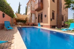 Villa Riad les Deux Golfs, Guest houses  Marrakech - big - 103