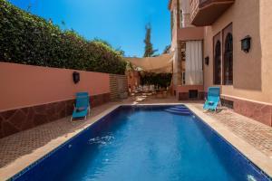 Villa Riad les Deux Golfs, Guest houses  Marrakech - big - 36