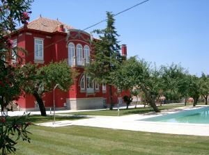 Casa Vermelha Vila Nova de Foz Cõa