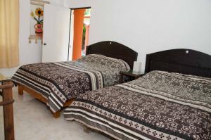 Tonantzincalli SPA Prehispanico, Ubytování v soukromí  Chiconcuac - big - 16