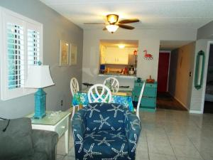 Ocean and Racquet Club 5112 Condo, Apartments  Coquina Gables - big - 1