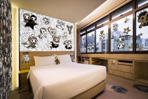 obrázek - Tokidoki Popup Hotel Singapore