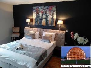 Les Suites de Geneve Hotel de lAllondon