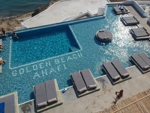 Hostels e Albergues - Golden Beach Resort Anafi