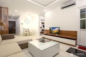 Zoneland Apartments - Monarchy Riverside, Apartments  Da Nang - big - 2