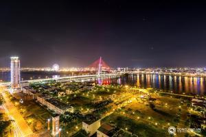 Zoneland Apartments - Monarchy Riverside, Apartments  Da Nang - big - 25