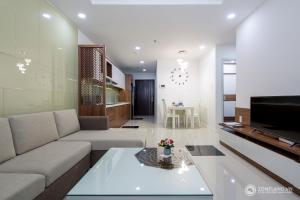 Zoneland Apartments - Monarchy Riverside, Apartments  Da Nang - big - 29