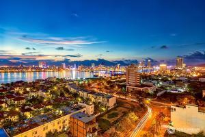 Zoneland Apartments - Monarchy Riverside, Apartments  Da Nang - big - 30