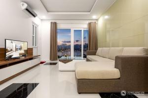 Zoneland Apartments - Monarchy Riverside, Apartments  Da Nang - big - 1