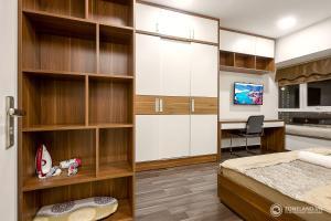 Zoneland Apartments - Monarchy Riverside, Apartments  Da Nang - big - 32