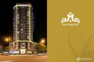Zoneland Apartments - Monarchy Riverside, Apartments  Da Nang - big - 34