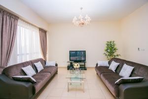 Beachfront JBR apartment - Dubai