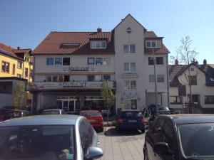 StadtCafé Pension - Lautersheim