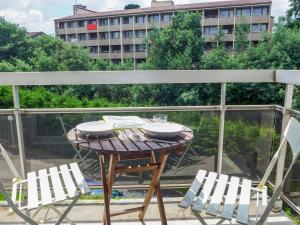 Apartment Valériane, Apartmány  Lahubiague - big - 18