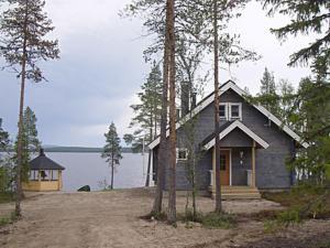 Holiday Home Metsotupa - Meltosjärvi