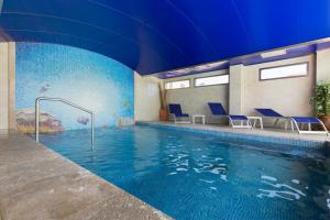 Hotel Bellevue Et Mediterranée, Отели  Диано-Марина - big - 40