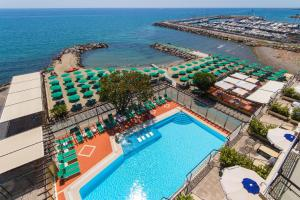 Hotel Bellevue Et Mediterranée, Отели  Диано-Марина - big - 53