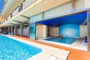 Hotel Bellevue Et Mediterranée, Hotely  Diano Marina - big - 14