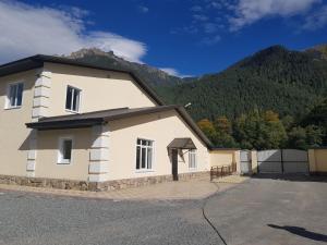 Hotel in Teberda - Khurzuk