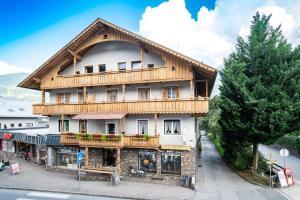 Apartmán Landhaus Lindner Appartements Fügen Rakousko