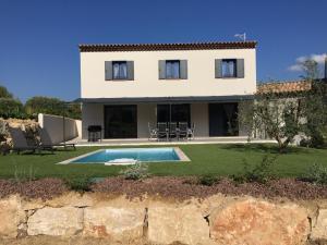 Villa Le Ju entre vignes et collines