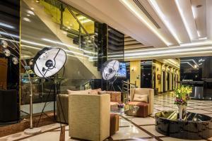 Almuhaidb Al Takhasosi Suites, Apartmánové hotely  Rijád - big - 9