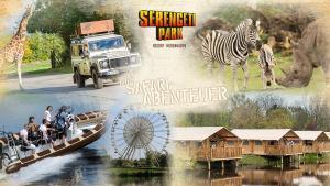 Serengeti Park Resort - Eilte