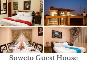 Ekuthuleni Guest House - Soweto, Penziony - Johannesburg