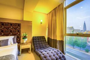 Almuhaidb Al Takhasosi Suites, Apartmánové hotely  Rijád - big - 15
