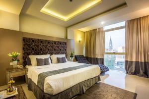Almuhaidb Al Takhasosi Suites, Apartmánové hotely  Rijád - big - 14