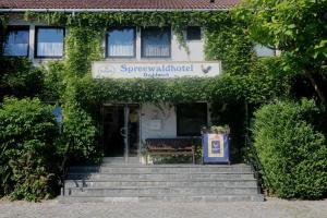 Spreewaldhotel Garni Raddusch - Laasow
