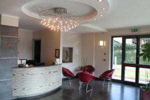 Hotel Residence Aurora, Hotels  Paderno Dugnano - big - 41
