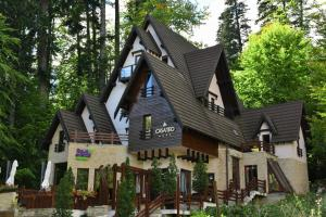 Pension Casa Teo - Hotel - Sinaia