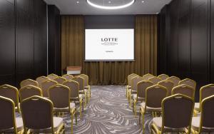 Lotte Hotel Samara, Hotel  Samara - big - 53