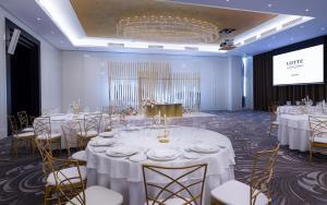 Lotte Hotel Samara, Hotel  Samara - big - 45
